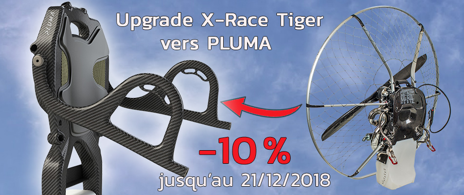 Upgrade Pluma Tiger