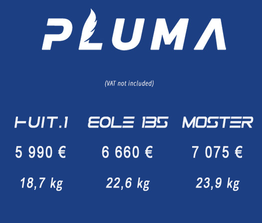 Pluma-price