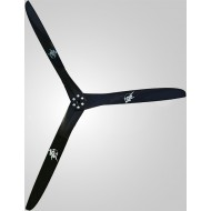 CARBON THREE BLADE 130 FUNFLYER BI2