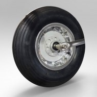 Aluminum wheels OPTION
